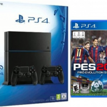 Sony PlayStation 4 1TB + Dodatni Kontroler + PES 2017