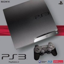 Sony Playstation 3 250gb Rogero 4.80